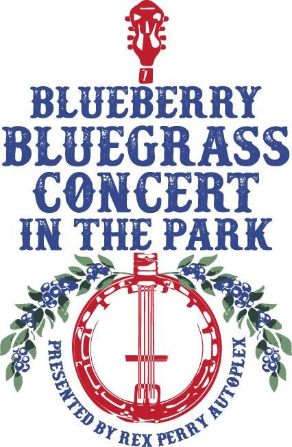 Nacogdoches Blueberry Bluegrass Concert