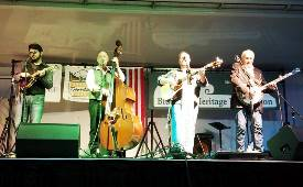 Special Consensus at Wylie Jubilee - Bluegrass on Ballard - July 2 2016